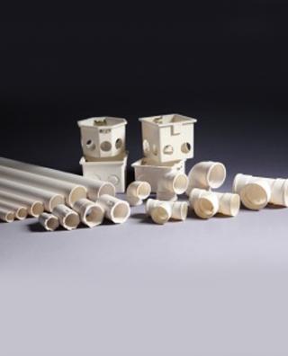 PVC阻燃电工套管